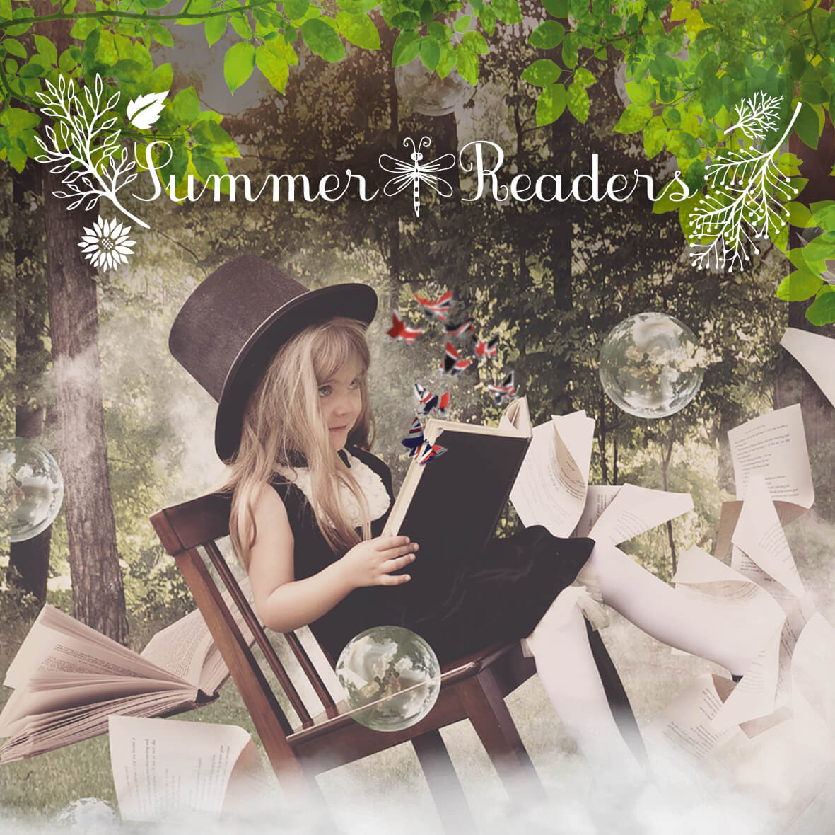 This summer refresh your English with 'Summer Readers'