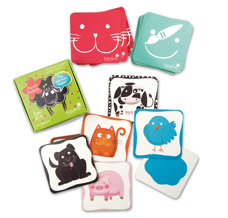 Betty Sheep card game: Play with Animals